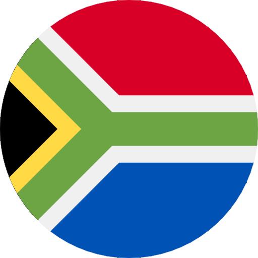 Peregrino de Sudáfrica